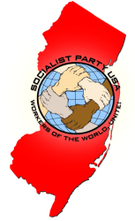 Socialist Party of New Jersey logo