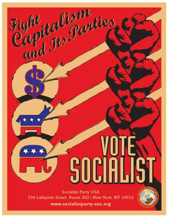Vote Socialist