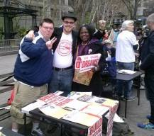 Peace & Planet Mobilization in NYC